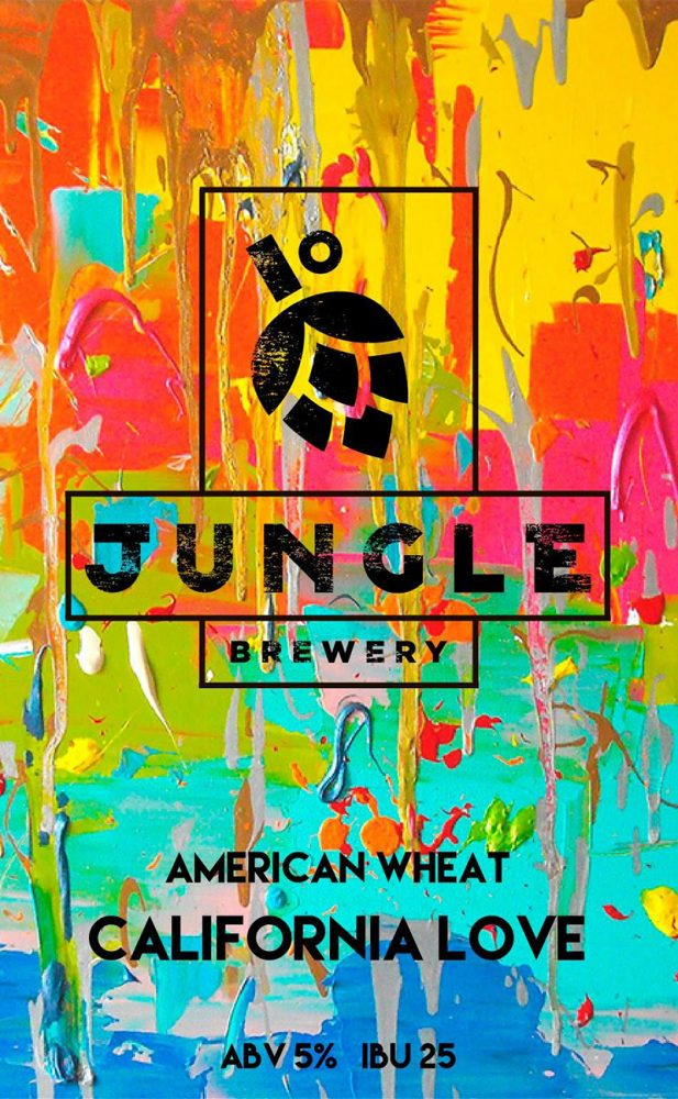 Jungle Brewery California Love