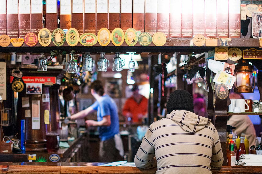 Пиво в Портленде
