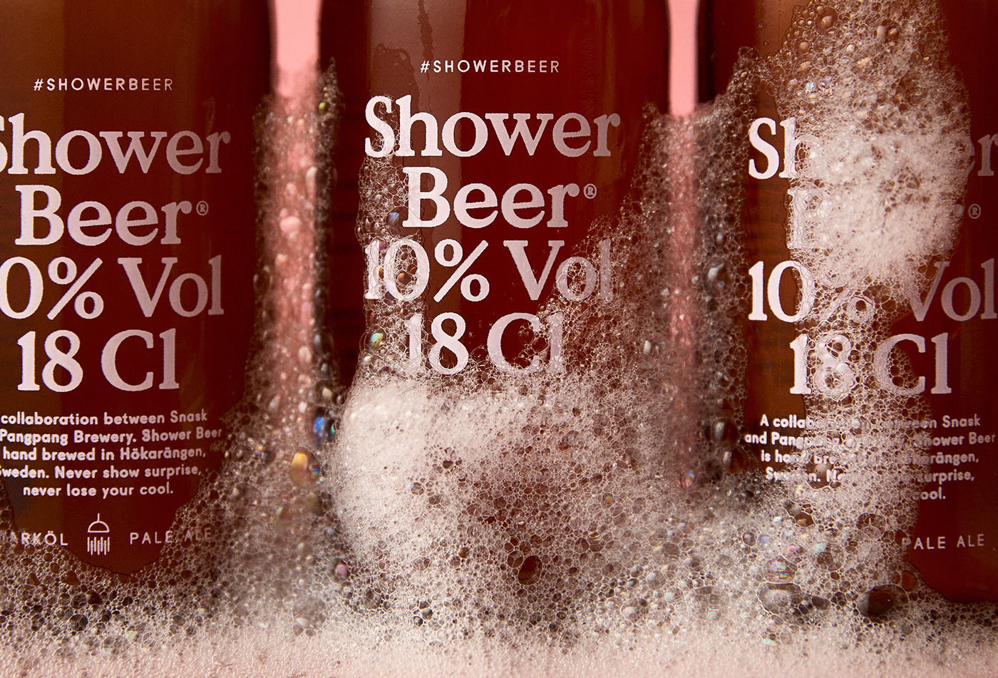 Pang Pang Brewery — Shower Beer