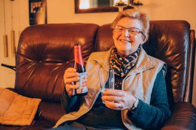 83-летняя Мария из Бельгии