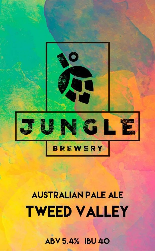 Jungle Brewery Tweed Valley