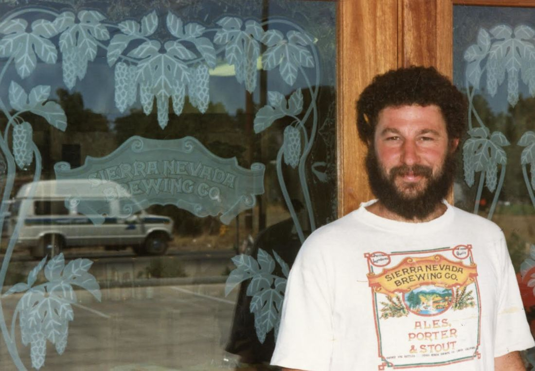 Ken Grossman (Sierra Nevada Brewing Co.)