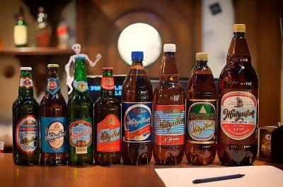 Украинское пиво