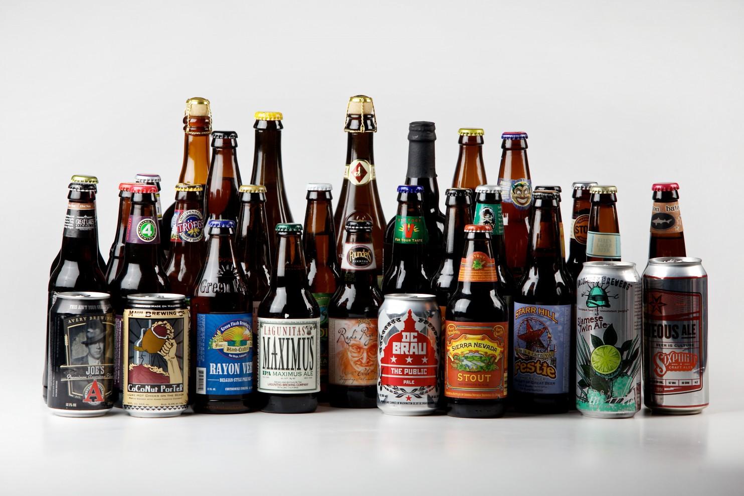 Американское крафтовое пиво