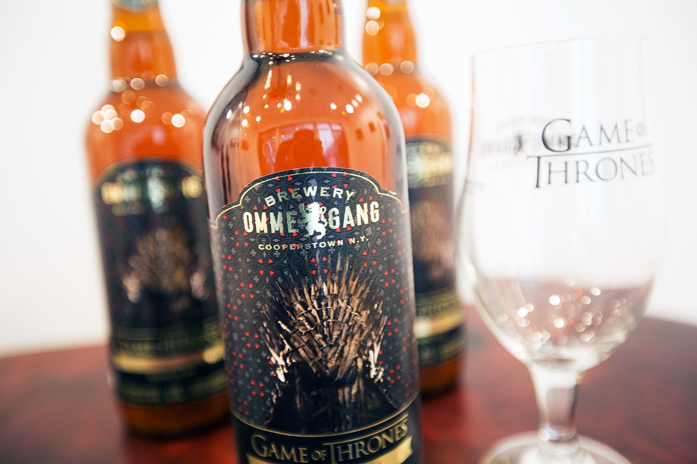 Brewery Ommegang Iron Throne