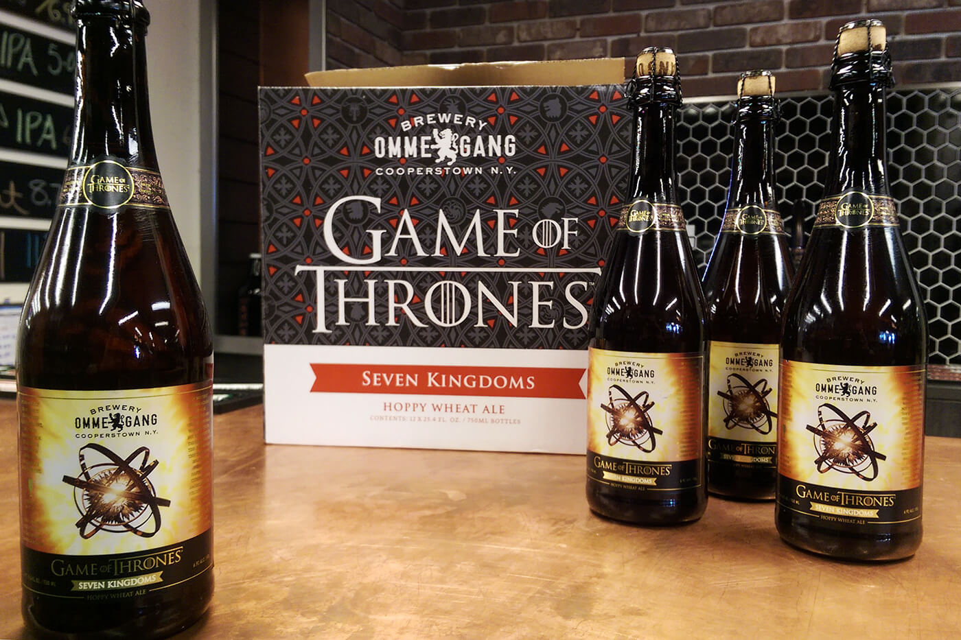 Brewery Ommegang Seven Kingdoms