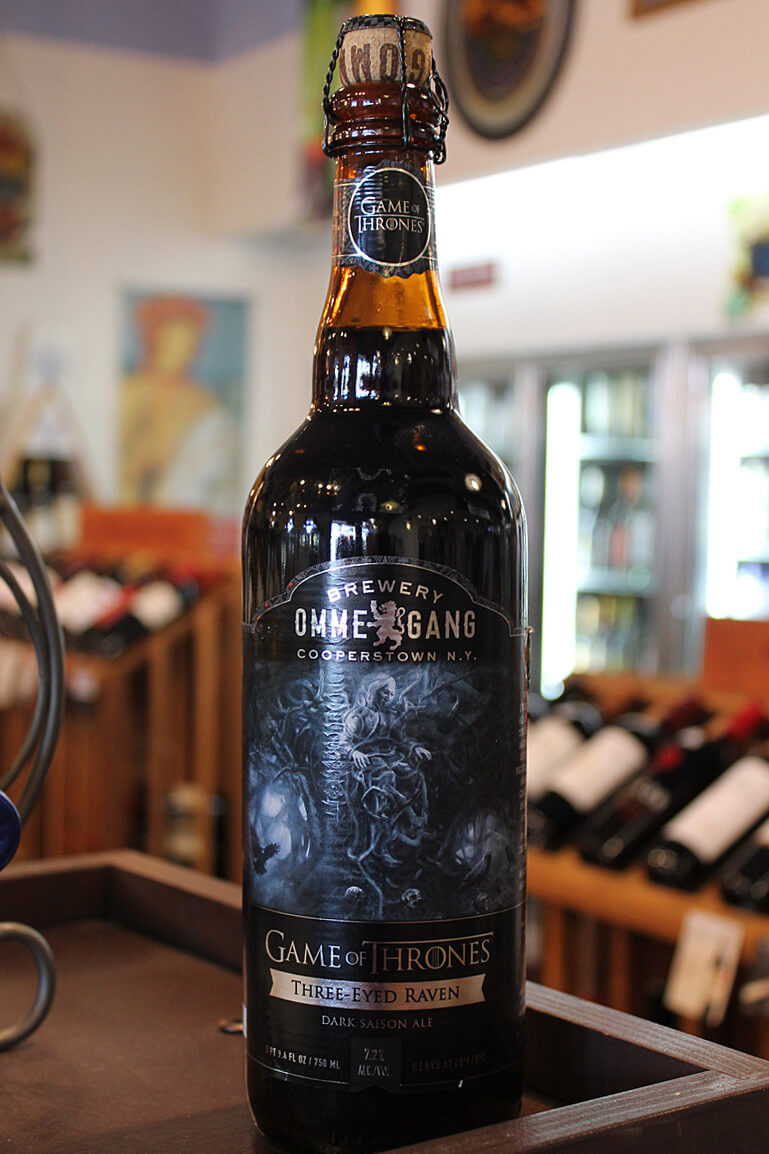 Brewery Ommegang Three-Eyed Raven