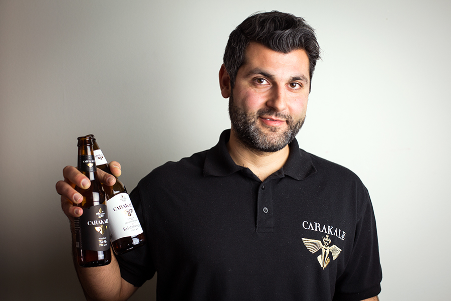 Carakale Brewery Jordan