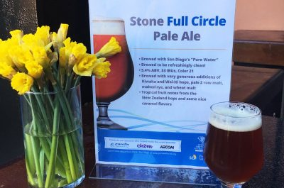 Stone Brewing Full Circle Pale Ale