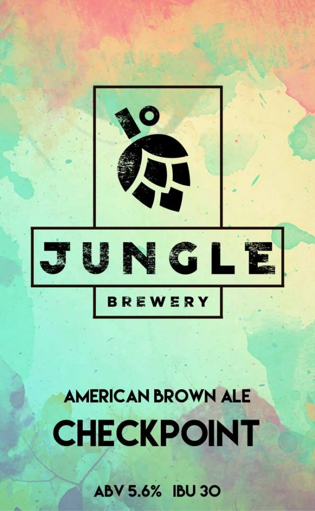 Jungle Brewery Checkpoint