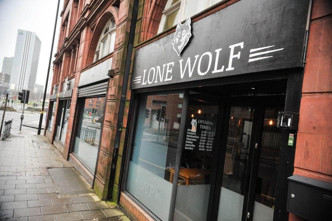 Lone Wolf Pub Birmingham