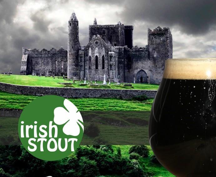 Староместный пивовар Irish Stout