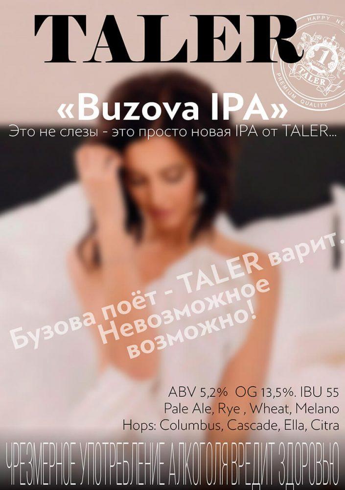 Taler Buzova IPA