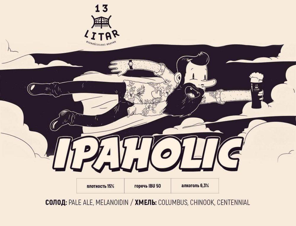 13 Litar Ipaholic