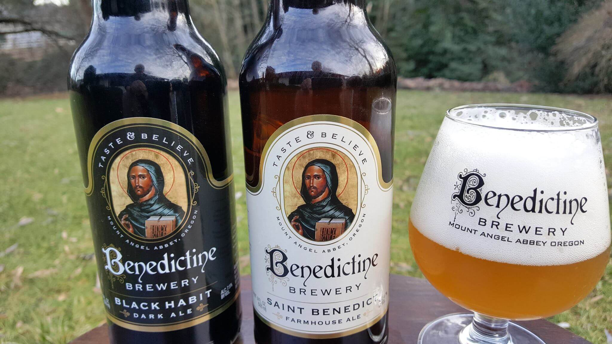 Benedictine Brewery Black Habit