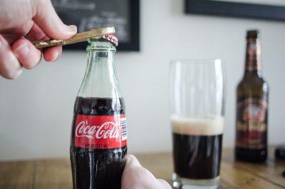Кока-кола с пивом