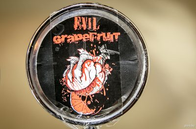Midnight Project Brewery Evil Grapefruit