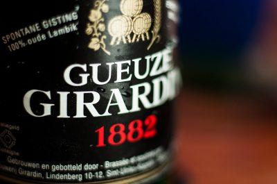 Gueuze Girardin 1882