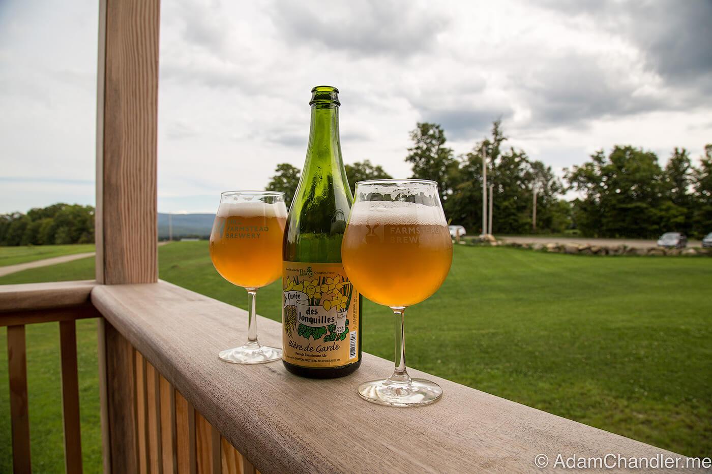 Hill Farmstead Bière de garde