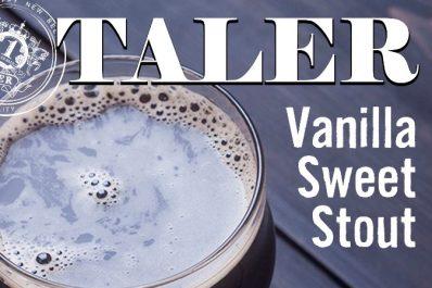 Taler Vanilla Sweet Stout