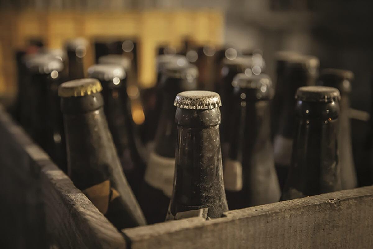Выдержка пива