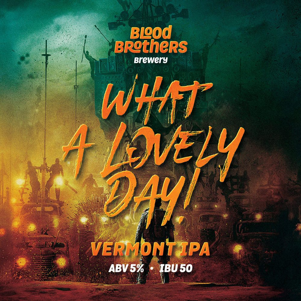 Blood Brothers What a Lovely Day