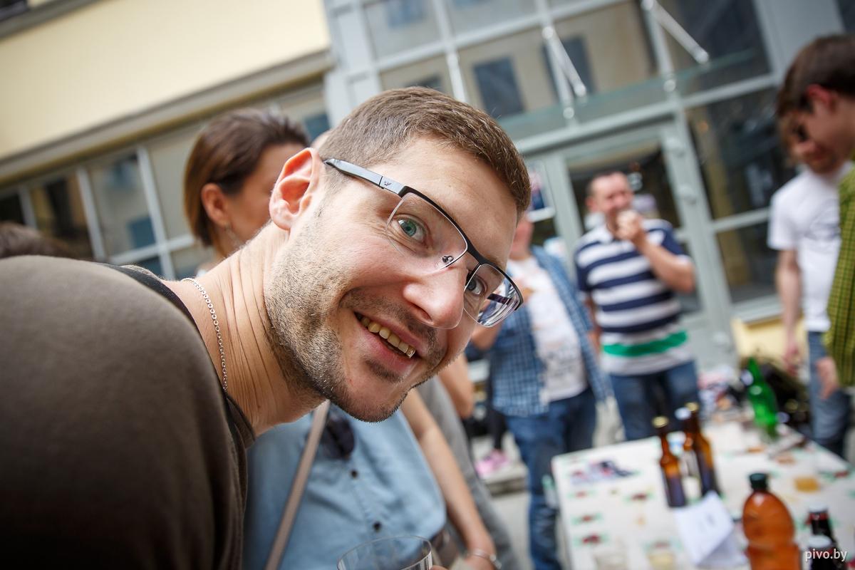 I мини-фестиваль домашнего пива в Минске