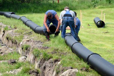 Пивной трубопровод на Wacken Open Air