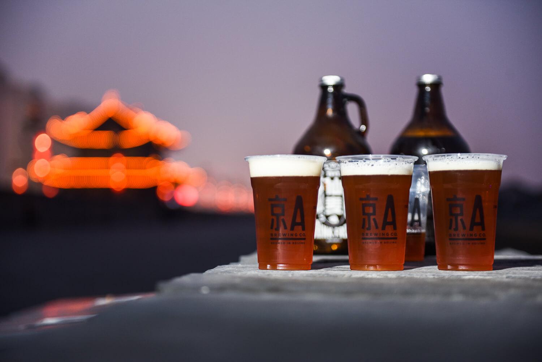 Древнее китайское пиво