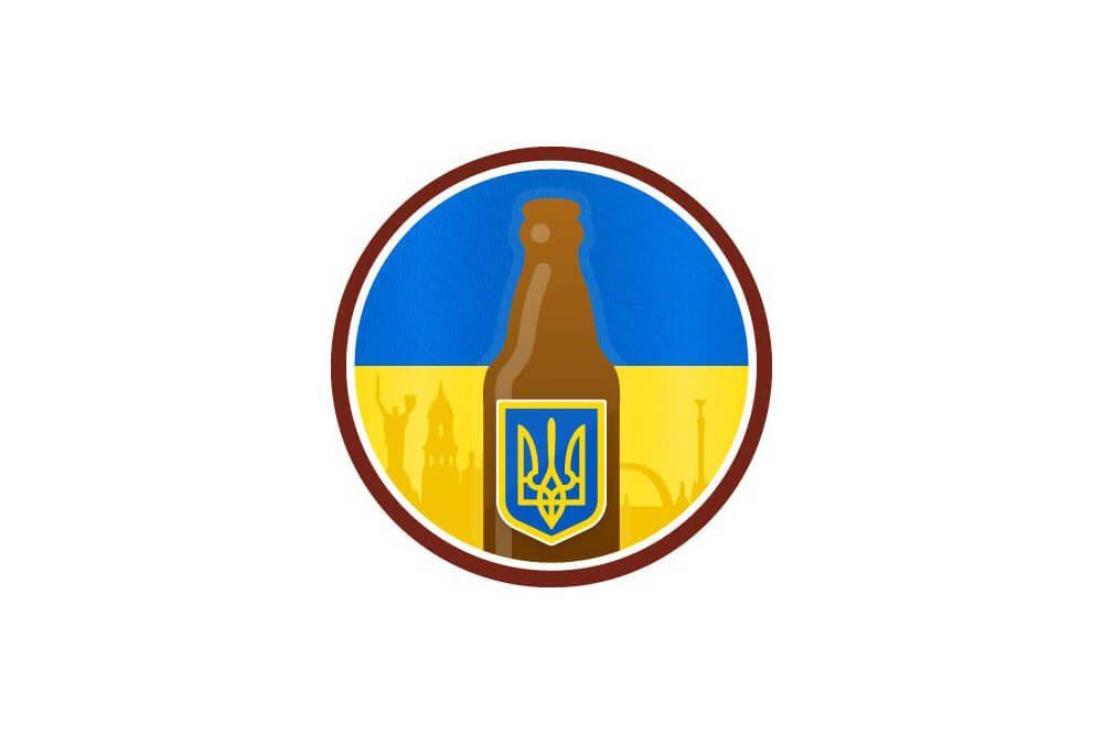 Украинский бейдж в Untappd Budmo