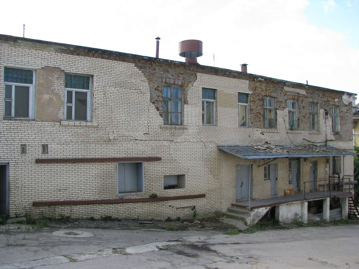 Гродненский пивзавод в 1998 году