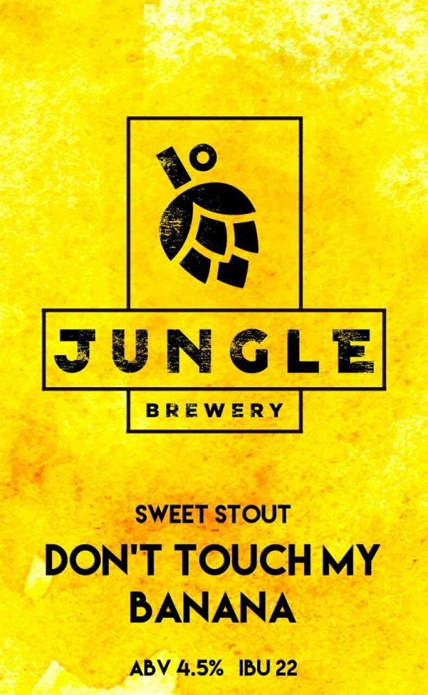 Jungle Brewery Don't Touch My Banana