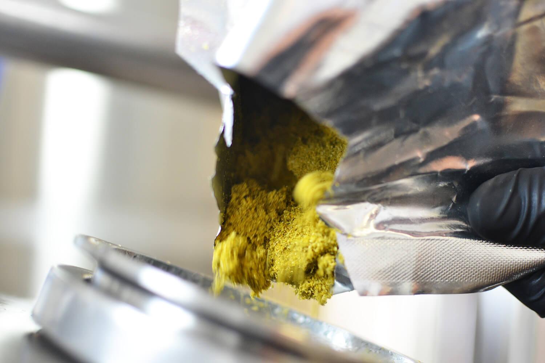 Хмелевой порошок (лупулиновые гранулы)