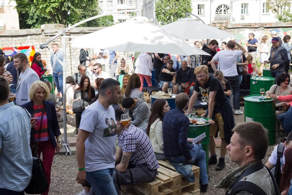 Minsk Craft Beer Fest 2017