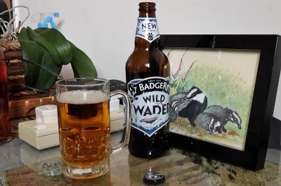Badger Wild Wader