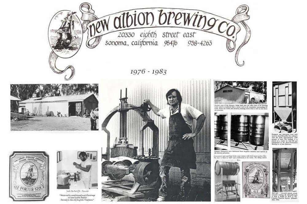 Пивоварня New Albion