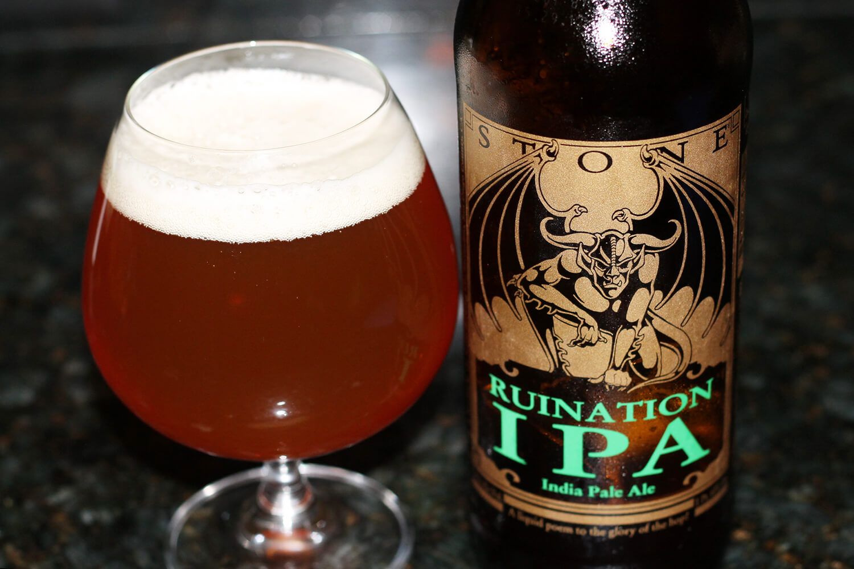 Stone Brewery — Ruination DIPA