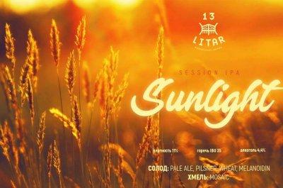 13 Litar — Sunlight