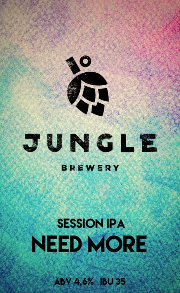 Jungle Brewery Need More