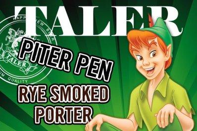 Taler Piter Pen Porter