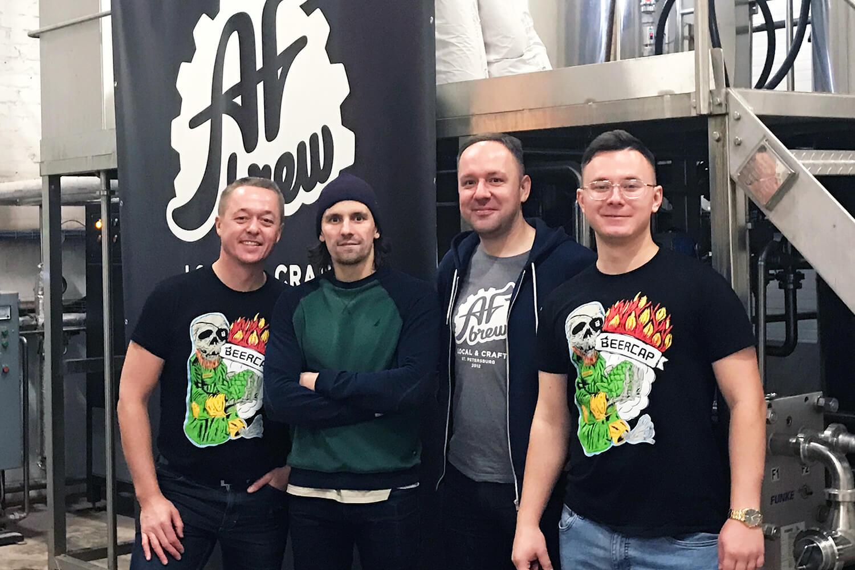 BeerCap & AF Brew