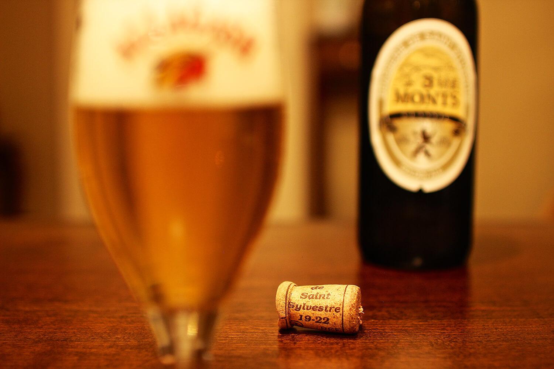 Brasserie De Saint-Sylvestre 3 Monts Golden Ale