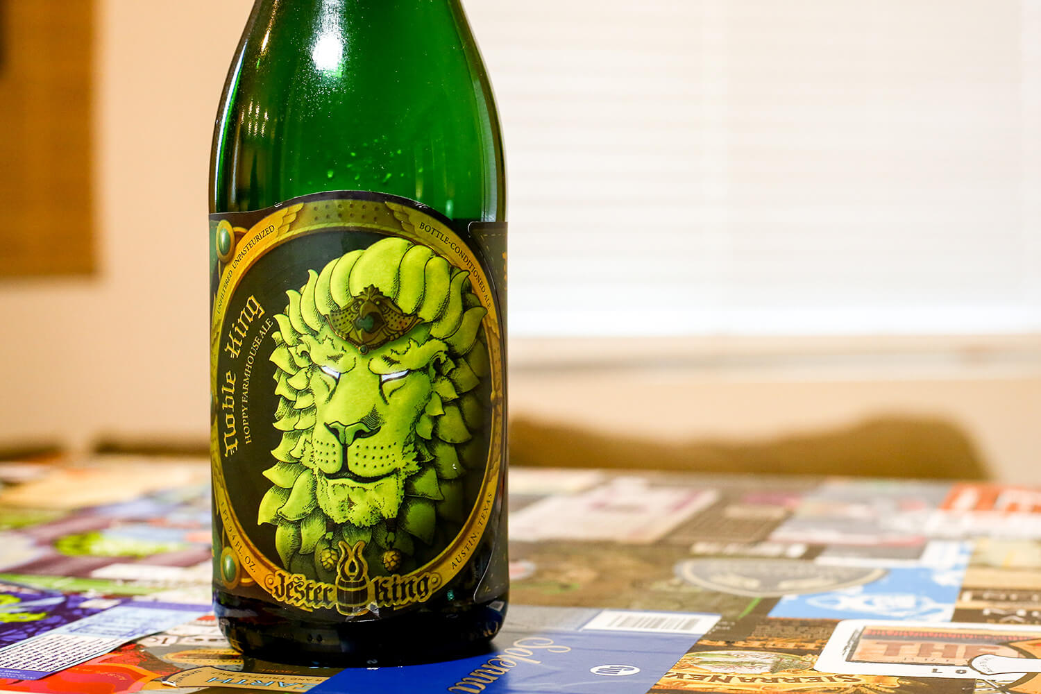 Jester King Brewery — Noble King