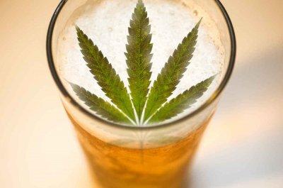 Пиво и марихуана