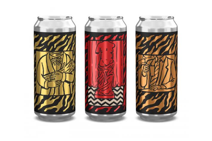 Пиво Mikkeller для Twin Peaks