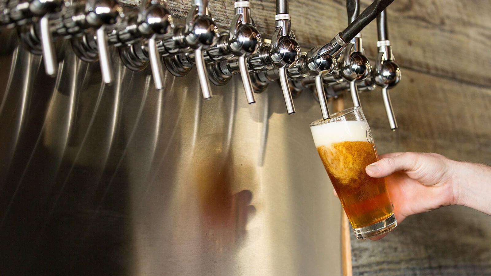 Стильные пивоварни