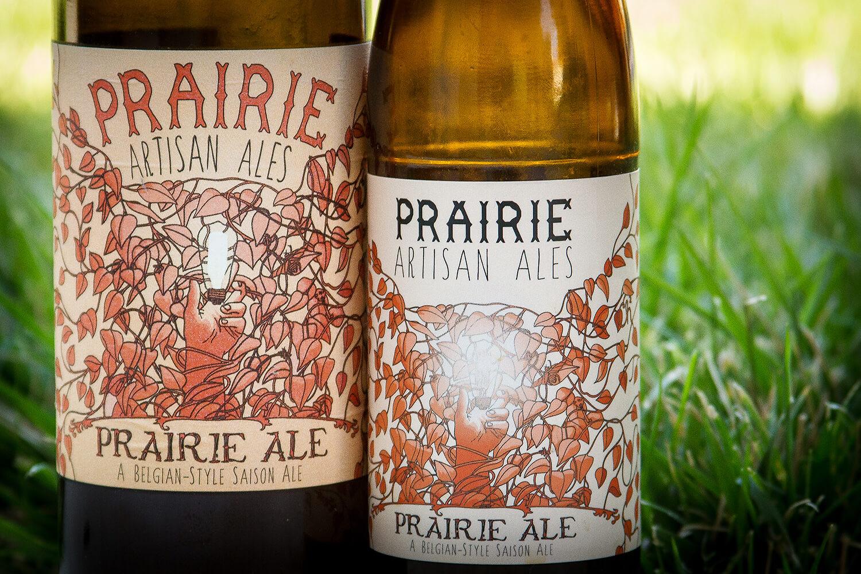 Prairie Artisan Ales — Prairie Ale