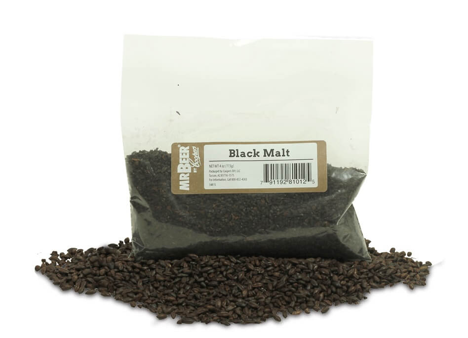 Чёрный солод