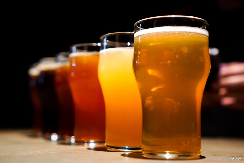 Литовское пиво