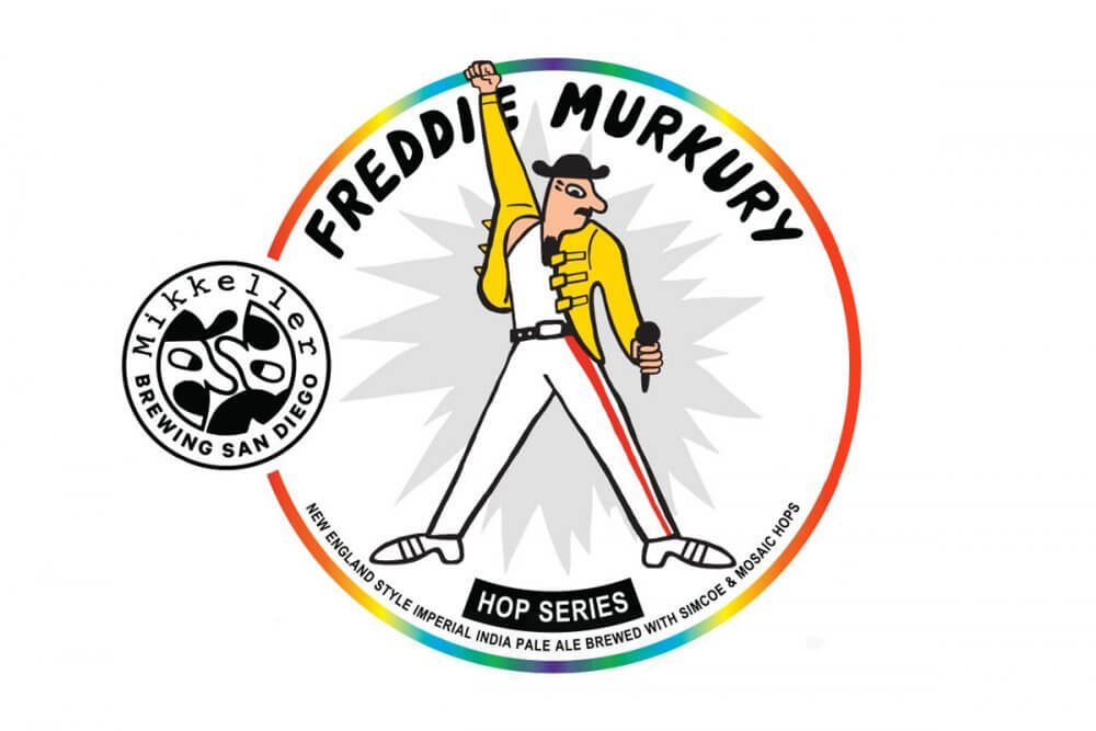 Mikkeller Brewing San Diego — Freddie Murkury